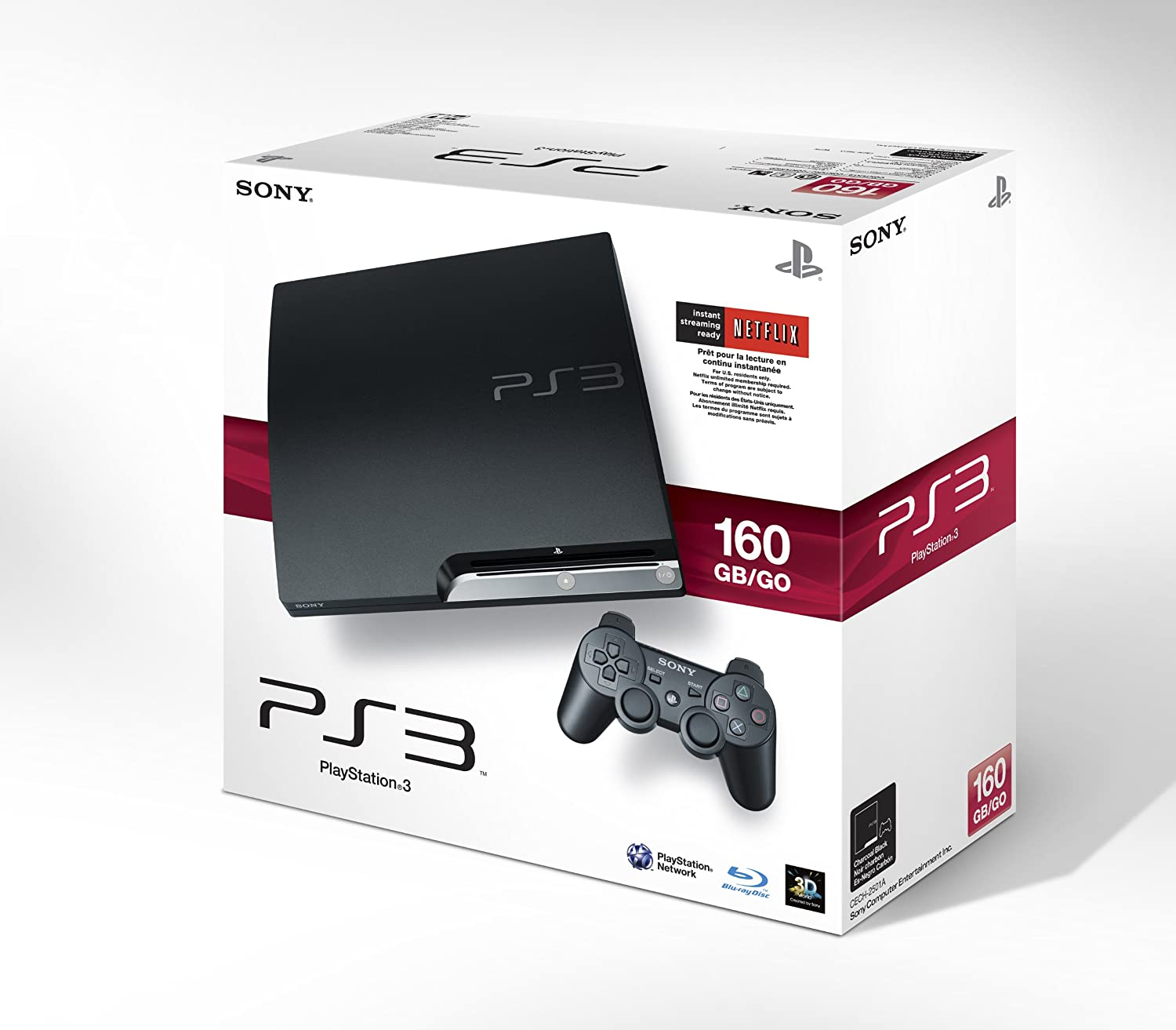Sony Playstation 3 160gb System Video Games How To Repair Your Plasystation Laser