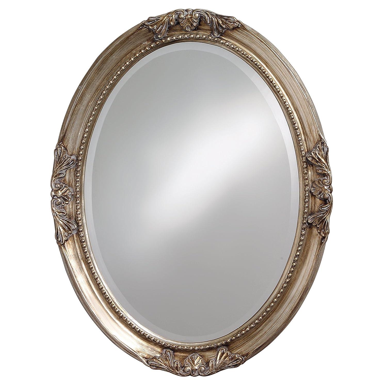 Amazon Howard Elliott 4081 Queen Ann Mirror Oval Antique