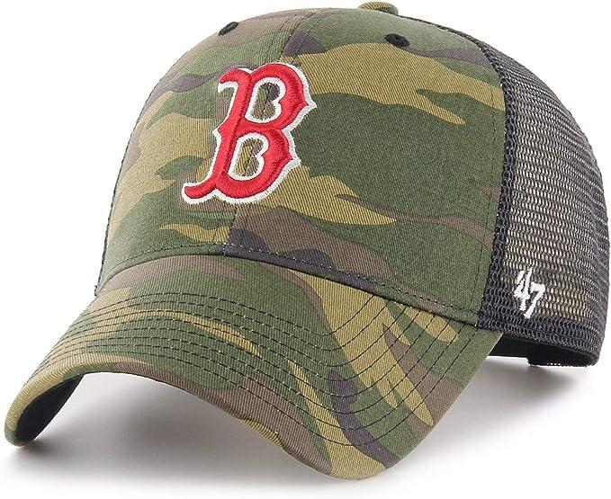 47 BRAND MVP Camo Dodgers Trucker Cap Baseballcap Basecap Snapback MLB