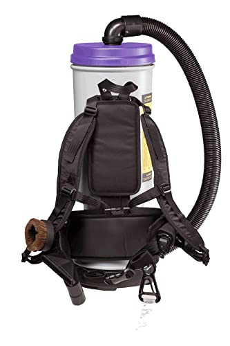 ProTeam Backpack Vacuums Super CoachVac HEPA