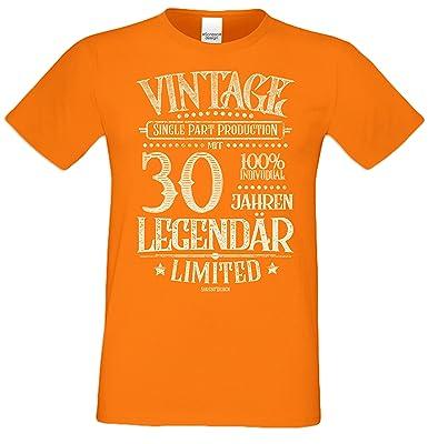 Soreso Design Geburtstagsgeschenk Männer Herren Sprüche T Shirt