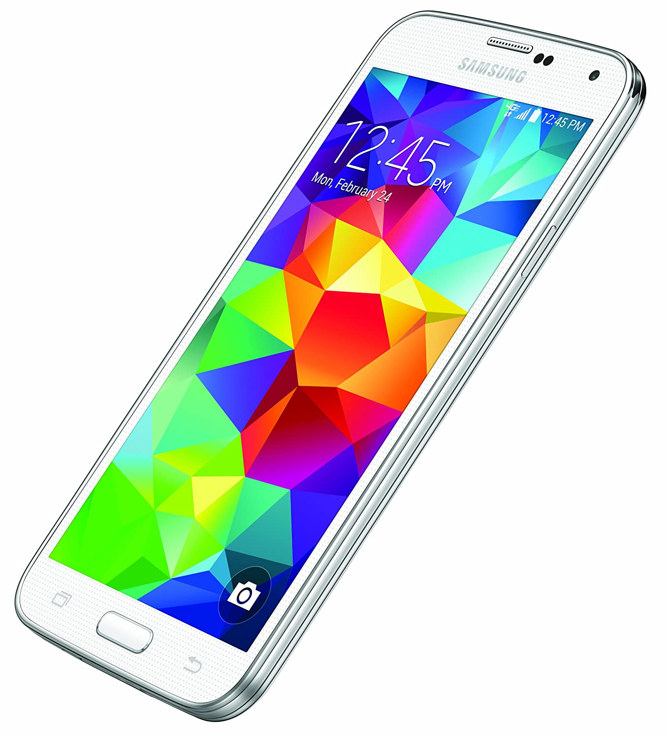Amazon Samsung Galaxy S5 G900P 16GB White Sprint Cell Phones & Accessories