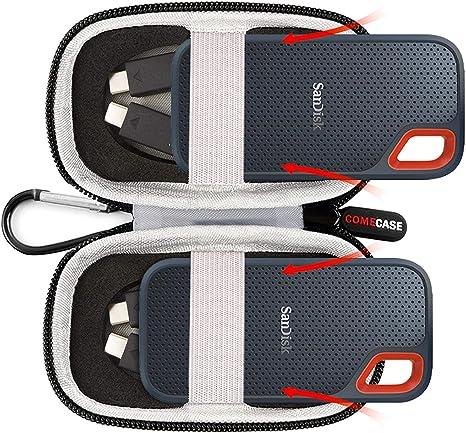 Tasche Hülle Etui Für Sandisk Extreme Portable Ssd 1tb Computer Zubehör