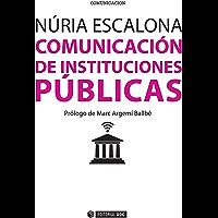 Comunicación de instituciones públicas (Manuales)