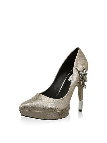 218145786a33 GUESS Femme Escarpins Pumps Stiletto Bronze  Amazon.fr  Chaussures ...