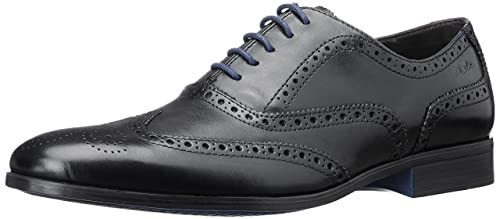 Clarks Banfield Limit, Oxfords Homme: : Chaussures
