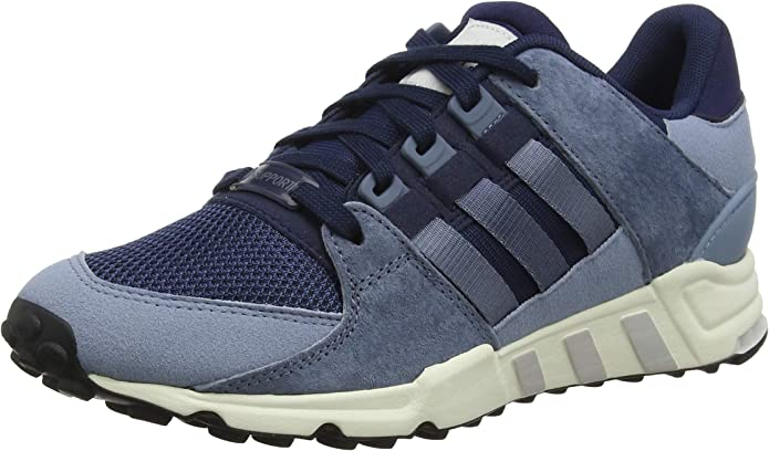 Adidas EQT Support RF, Zapatillas de Running para Hombre, Azul (Collegiate Navy/Collegiate Navy/Raw Grey Cq2419), 40 2/3 EU: Amazon.es: Zapatos y complementos