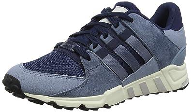 newest 04a61 48ed8 adidas Men s EQT Support RF 419 Gymnastics Shoes, Blue Collegiate Navy Raw  Grey Cq2419