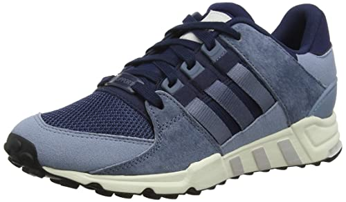 the latest 8d3f8 63825 adidas EQT Support RF, Sneaker Uomo, Blu Collegiate Navy Raw Grey Cq2419,