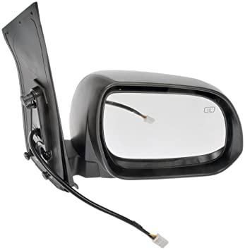 Dorman 955-1533 Toyota Sienna Passenger Side Power Heated Replacement Side View Mirror