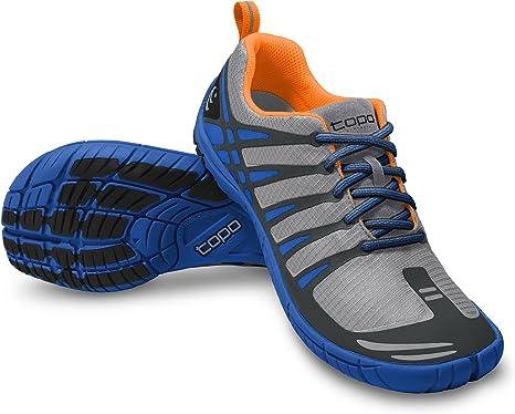 Topo ST Hombre Carretera Zapatillas running gris/Cobalto - gris/Cobalto, 9: Amazon.es: Deportes y aire libre