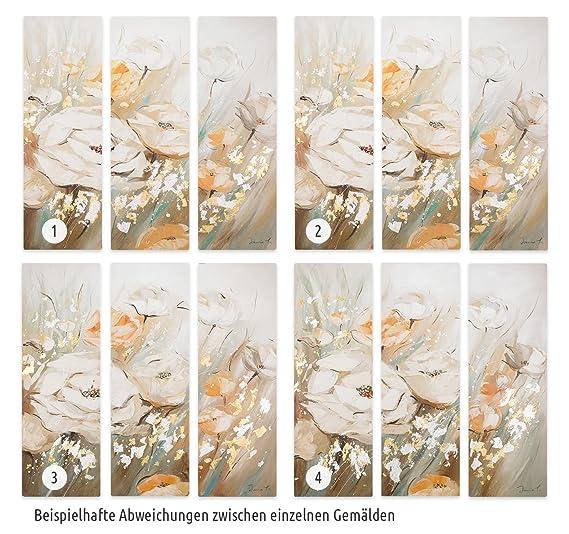 Kunstloft Acryl Gemalde Warming Summer 90x90cm Original