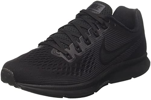 Nike Air Zoom Pegasus 34, Scarpe da Trail Running Uomo, Nero (Black/