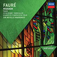 Requiem, Pelleas et Melisande, Cantique, Pavane (Virtuoso series)