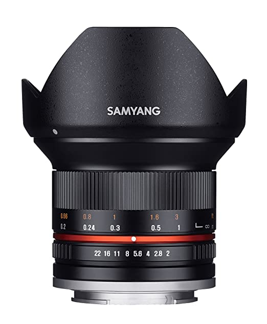 23 opinioni per SAMYANG Obiettivo 12mm F2 NCS CS Sony E,