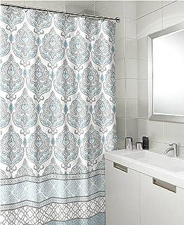 Amazon Healthy Happy Joy Fabric Shower Curtain Colorful