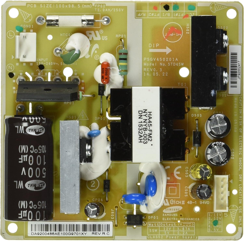 Samsung DA92-00486A Refrigerator Control board [並行輸入品]