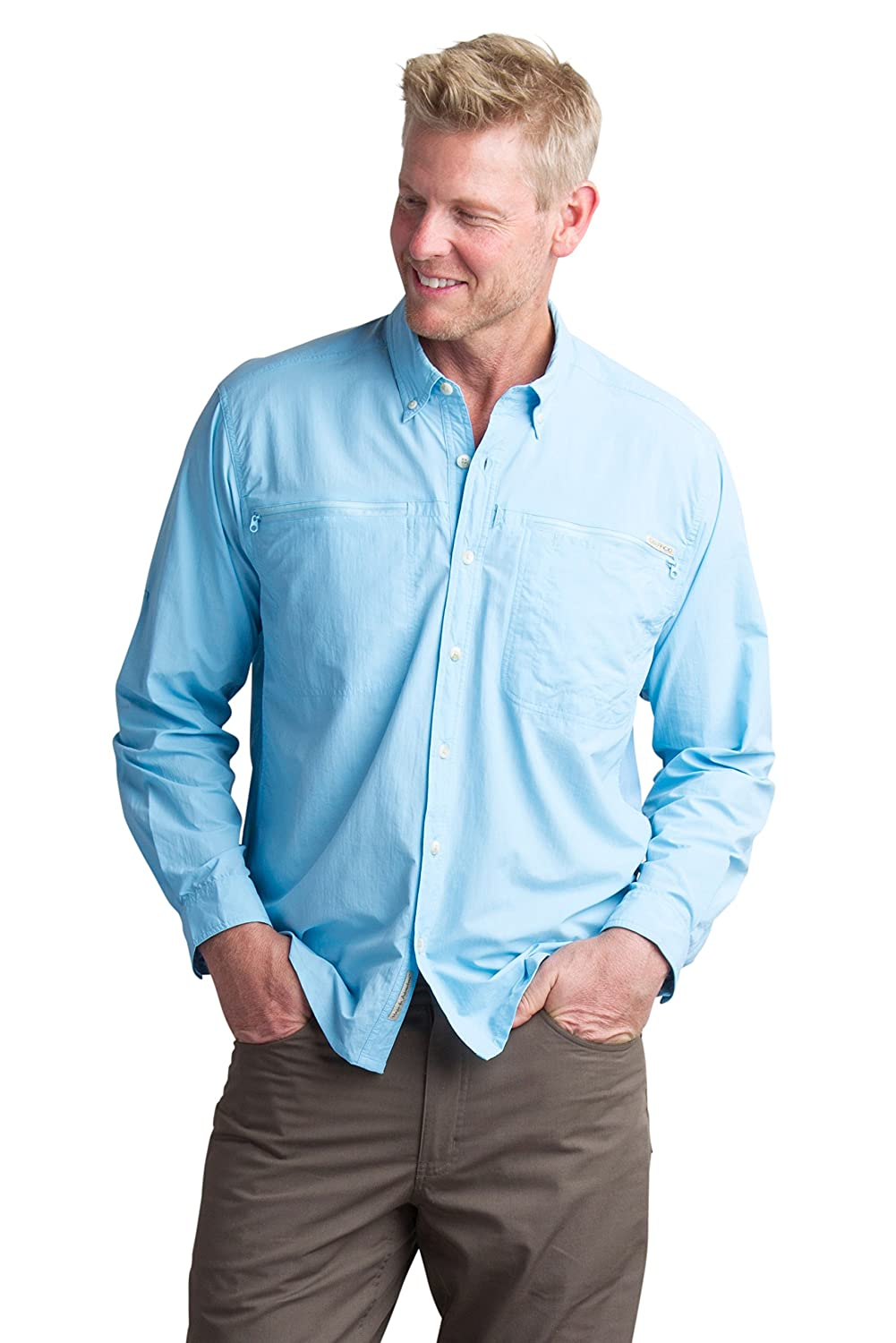 ExOfficio Herren Atoll Long Sleeve