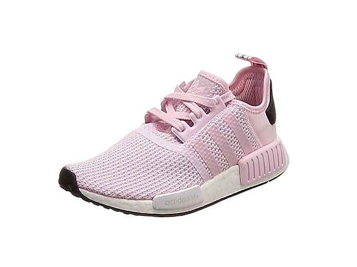 adidas NMD R1 Sneakers Laufschuhe Damen Rosa (Pink)