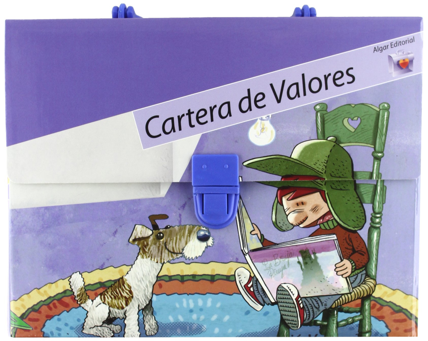 Maleta Cartera De Valores (Spanish) Hardcover – 2013