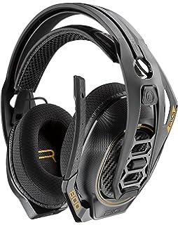 Plantronics RIG 800 HD Binaural Diadema Negro, Amarillo - Auriculares con micrófono (PC/