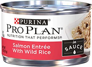 Purina Pro Plan Entrees in Sauce Adult Canned Wet Cat Food
