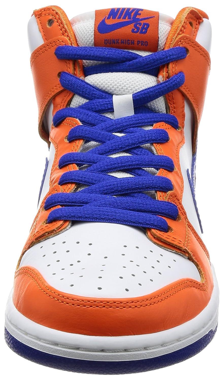 new styles 26cc4 8f942 NIKE SB Dunk High TRD QS Mens Trainers AH0471 Sneakers Shoes (UK 6 US 7 EU  40, Safety Orange White 841)  Amazon.ca  Shoes   Handbags