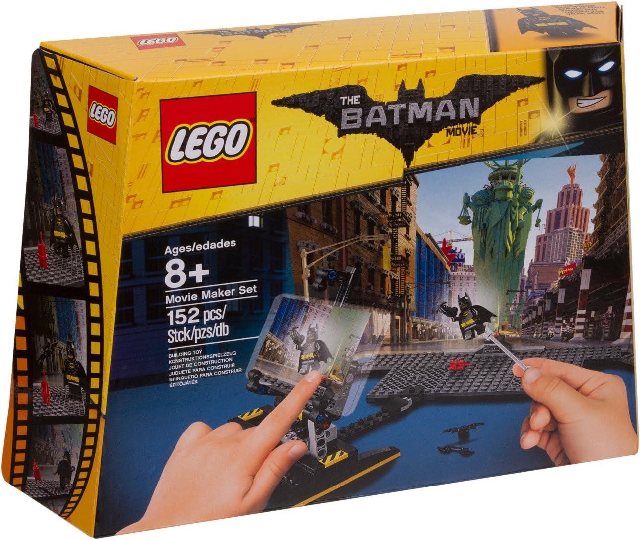 LEGO Batman Zestaw do krÄcenia filmĂlw (853650) [KLOCKI]: Amazon ...