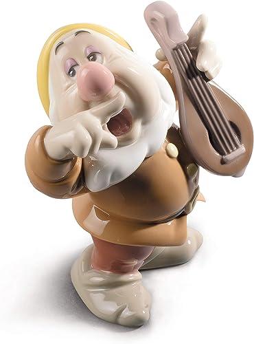 NAO Sneezy. Porcelain Sneezy Disney Figure.