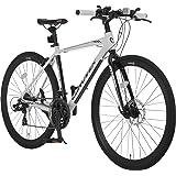 カノーバー(CANOVER) クロスバイク 自転車 21段変速 ディスクブレーキ CAC-027-DC ATHENA