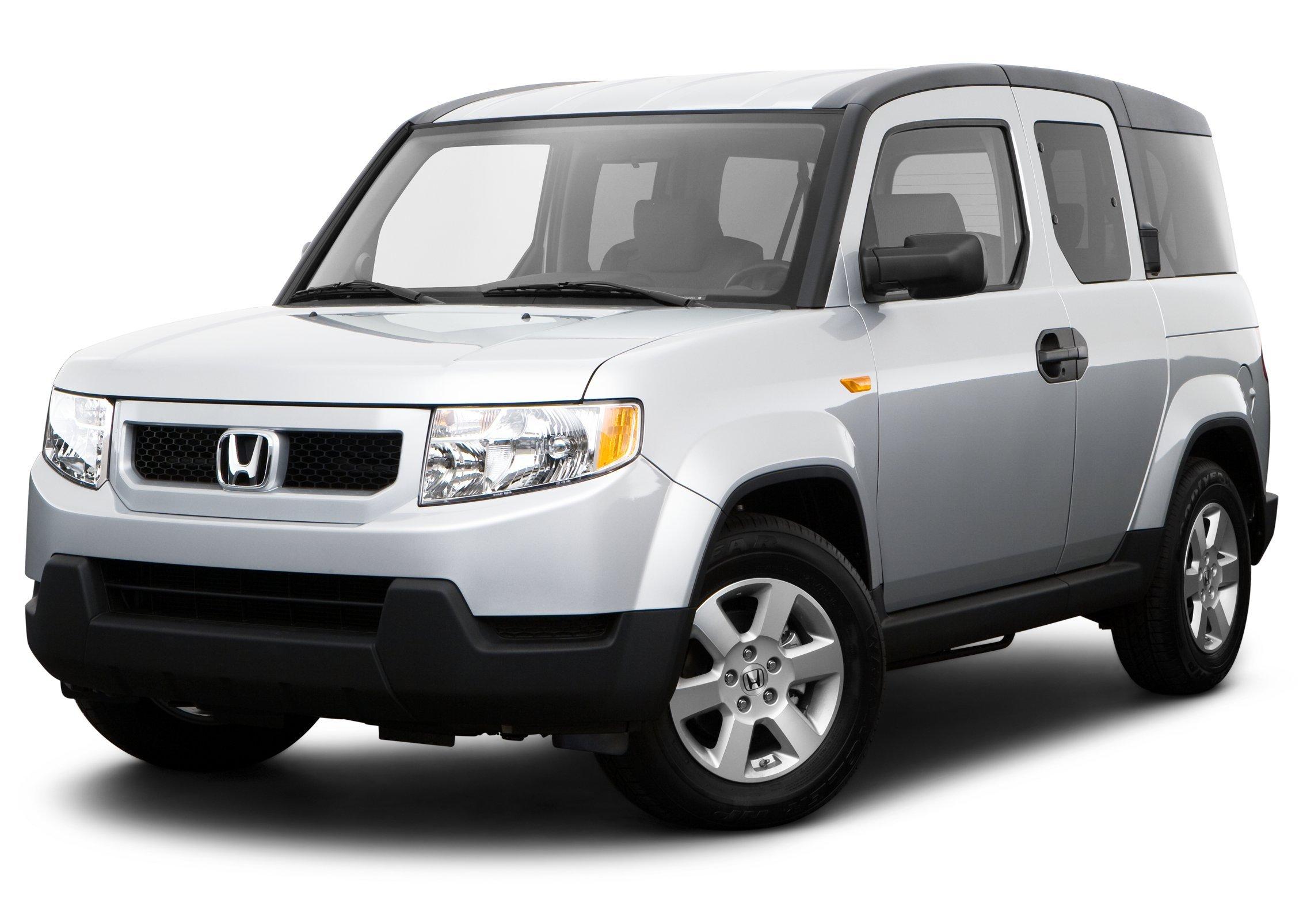 2009 Honda Element EX, 2-Wheel Drive 5-Door Automatic Transmission