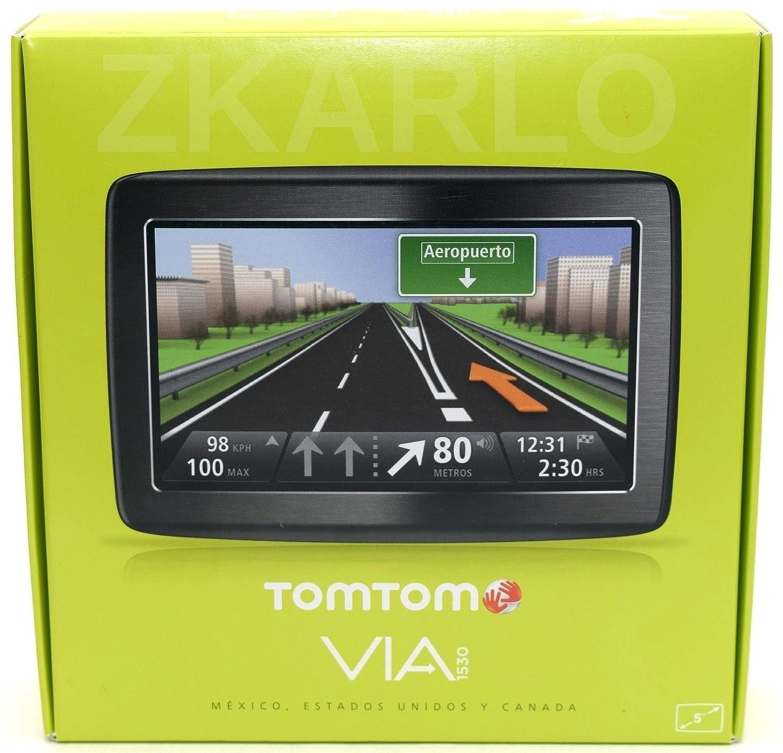 Amazon.com: TomTom VIA 1530/1535 5\