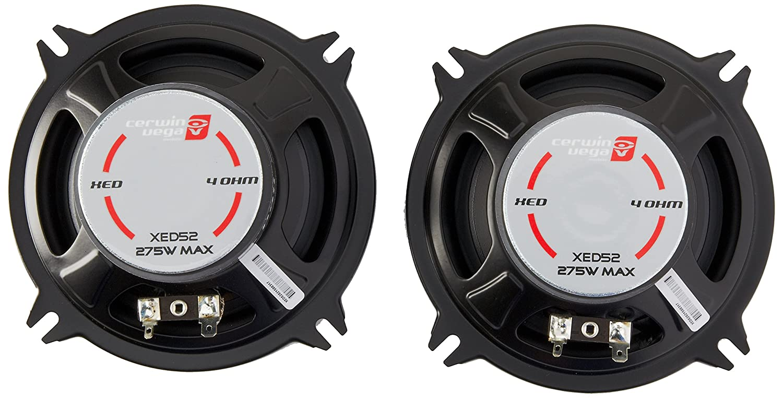Cerwin-Vega XED52 Speaker 275 W PMPO 2-Way 2 Count Black