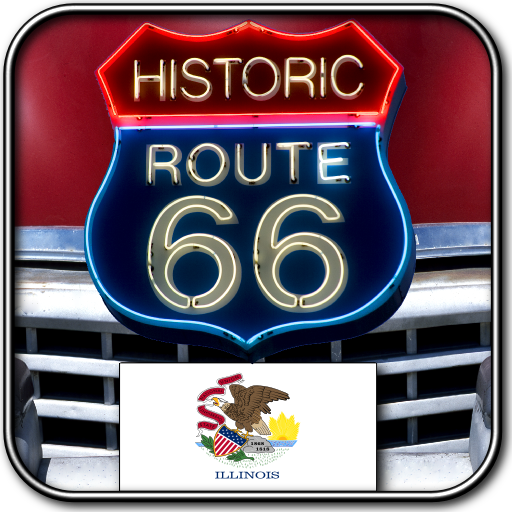 Route 66 - ILLINOIS - Live HD+ Wallpaper ()