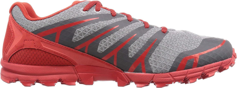 Inov-8 Men Trailtalon 235 000714-GYRD-S-02-11.5 Size: 11.5 Color: Grey//Red