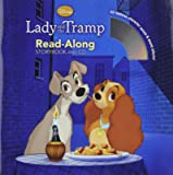 Lady and the Tramp Read-Along Storybook and CD
