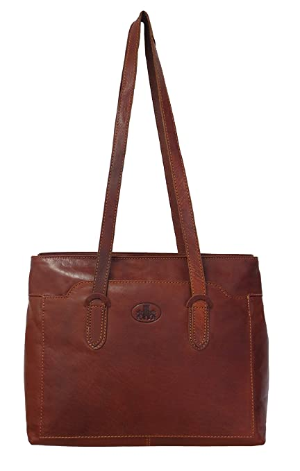 19f50fbf88 Rowallan Women s Large Leather Shoulder Bag