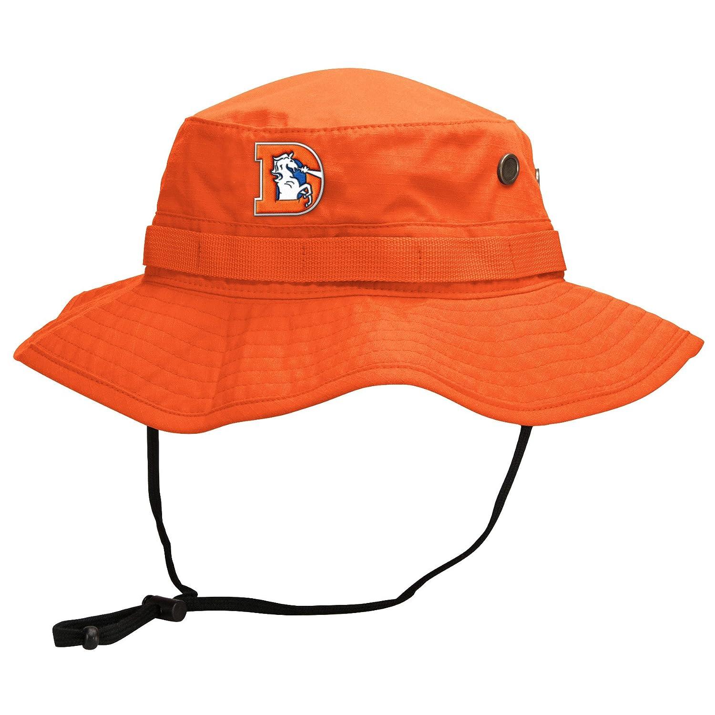 Amazon.com  Denver Broncos Mitchell   Ness Boonie Bucket Hat (S M)  Clothing 7dc6956fb6b9