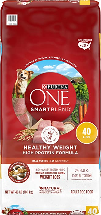 Top 10 Purina One Healthy Weight Dog Food 40 Pounds