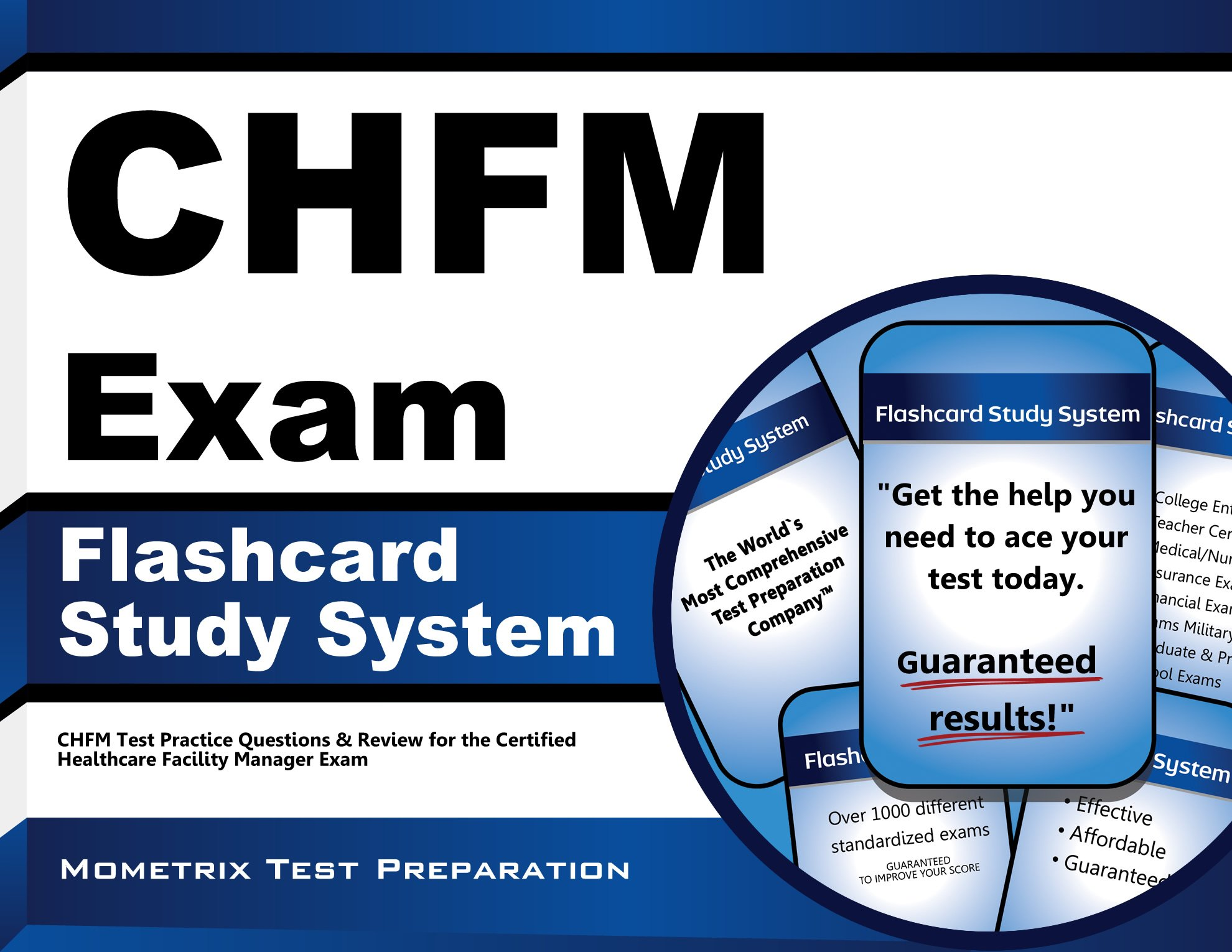Download CHFM Exam Flashcard Study System: CHFM Test Practice Questions & Review for the Certified Healthcare Facility Manager Exam ebook