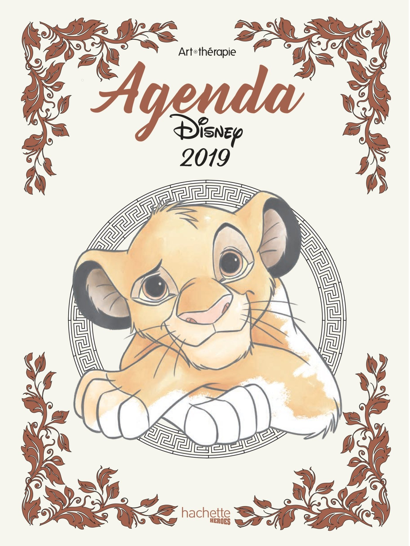 Agenda Disney: 9782017045212: Amazon.com: Books