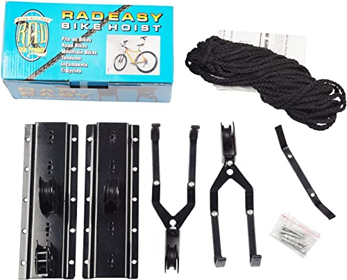 RAD Sportz Bicycle Hoist Quality Garage Storage Bike Lift