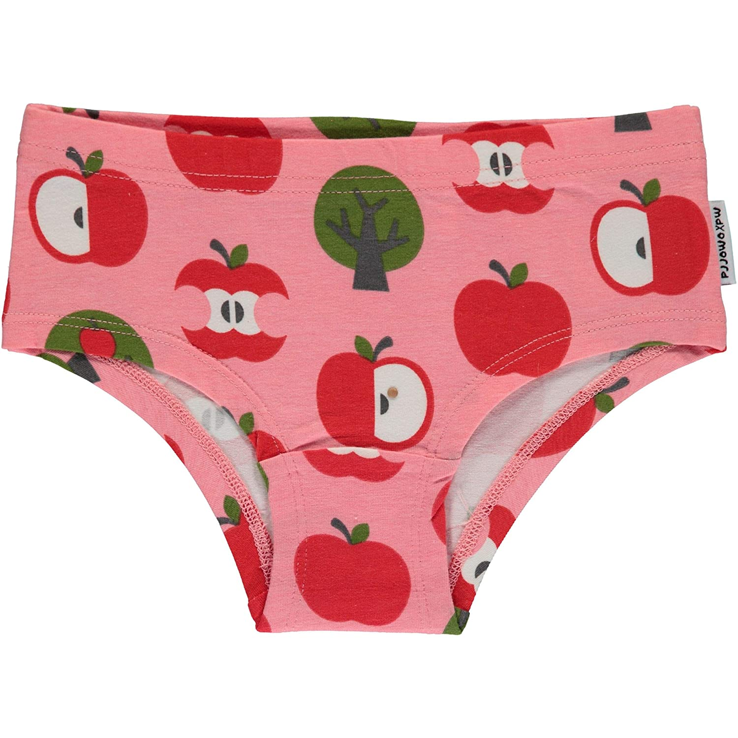Maxomorra Hipster Pants - Apple
