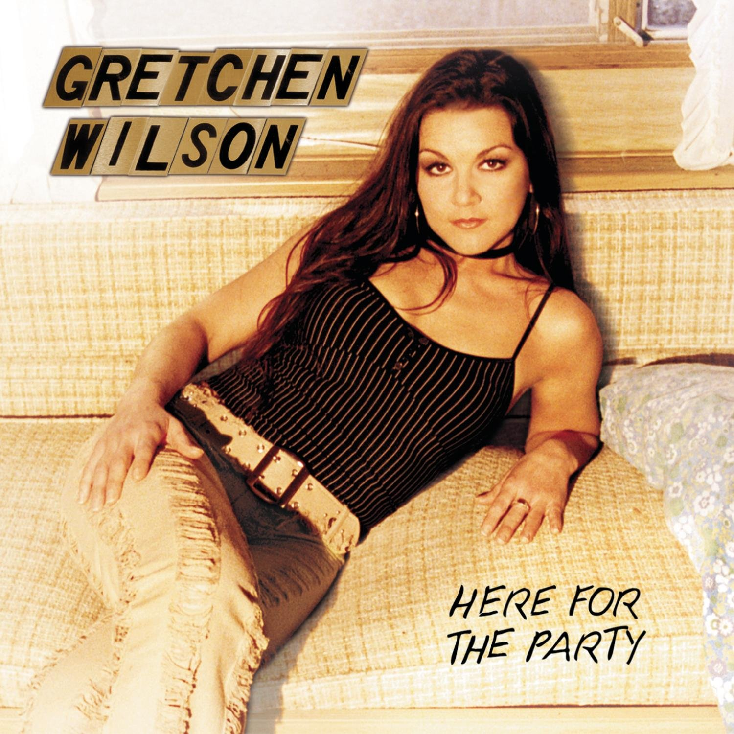 CD : Gretchen Wilson - Here For The Party (CD)