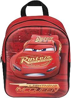 1d0fd46cad48 Lightning Mcqueen Official Cars 3 Backpack Back Pack 3D EVA School Bag -  Perfect shoulder bag for…