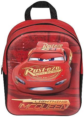a83a148033 Lightning Mcqueen Official Cars 3 Backpack Back Pack 3D EVA School Bag -  Perfect shoulder bag