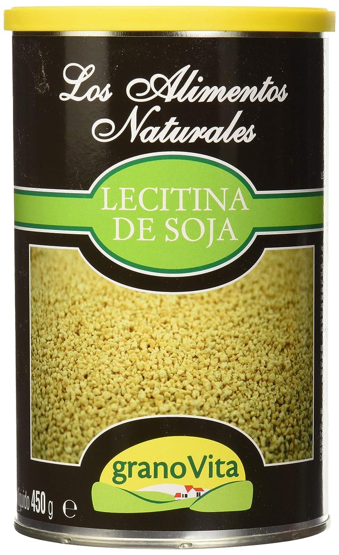 Granovita Lecitina Soja - 450 gr: Amazon.es: Alimentación y bebidas