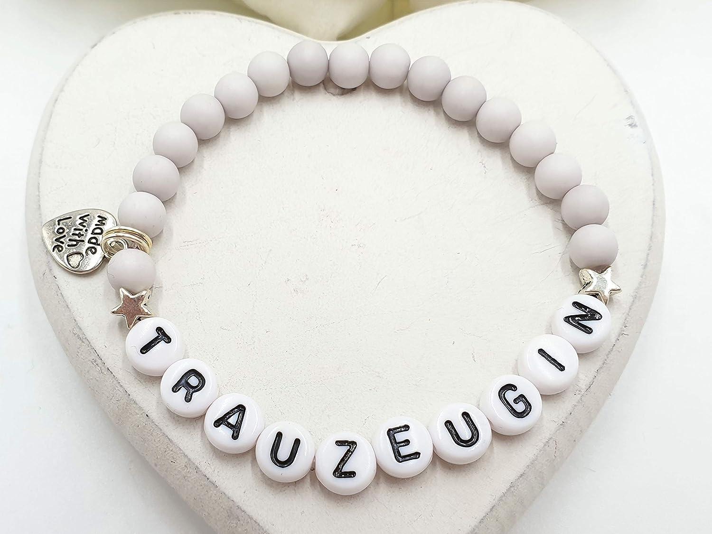L//P 1 Armband Wickelarmband Perle Schmetterling Verstellbar 16cm-22cm