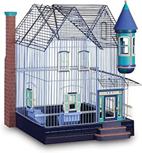 Prevue Pet Products Featherstone Heights Victorian Bird Home 294