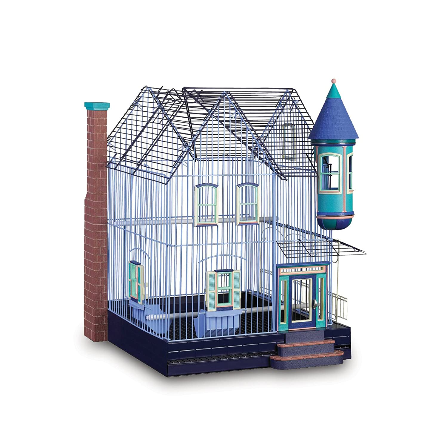 Prevue Pet Products Featherstone Heights Victorian Bird Home 294 Inc.